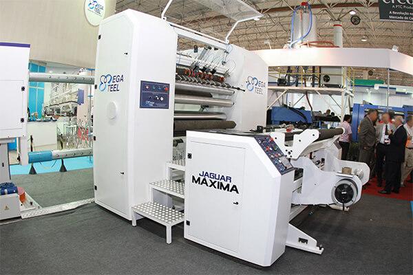 Rebobinadeiras Especiais Mega Steel Máquinas