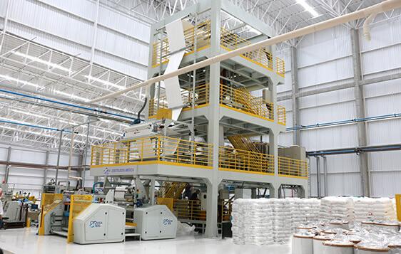 Extrusoras e Co-extrusoras Para Fabricantes de Embalagens e Convertedores